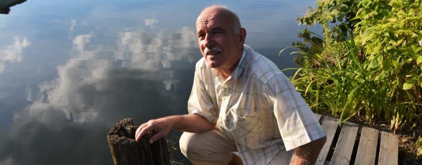 Pri 70. letih 100 dni po svetu in s kajakom v »službo«