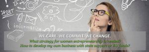EqualPower How to enhance changes - We care we commit we change - international web conference on balanced leadership, Macedonia, organized by Izida Vita, Slovenia, and ICS, Macedona