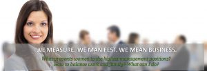 EqualPower How to enhance changes - We measure we manifest we mean business - international web conference on balanced leadership, Macedonia, organized by Izida Vita, Slovenia, and ICS, Macedona