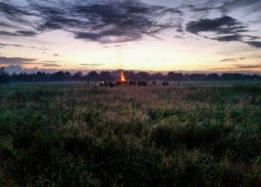Očiščevalna moč ognja