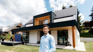 Jakov Fak v Lumarjevi hiši by Žiga Intihar za Navdihni.me by Insights d.o.o.