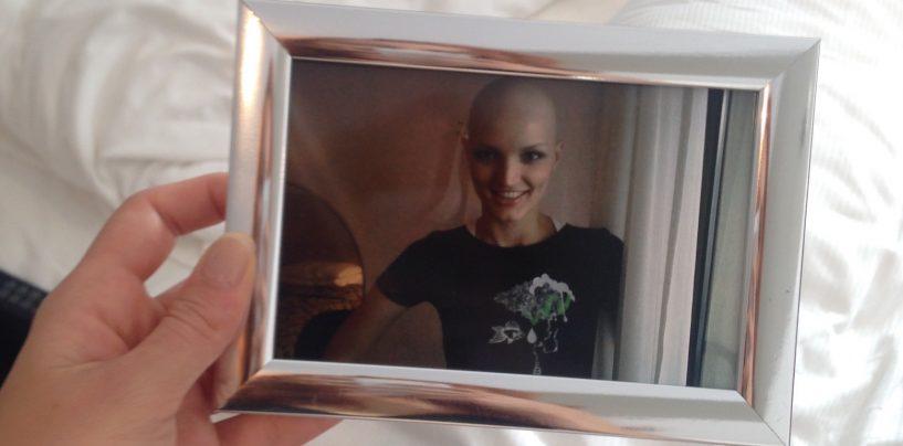 Rak me je naučil živeti življenje