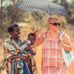 Afrika Violette and Maja Ahac Navdihni.me by Insights d.o.o.