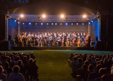 Ko spregovori glasba - Koncert v parku