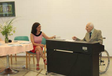 Jožko Battestin, star 101 leto: Bodite ustvarjalni