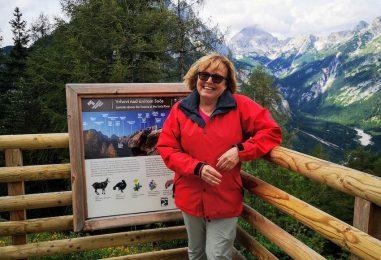 Nasvet aktivne 67-letnice: Ne se ustavit!