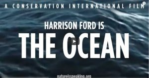 Harrison Ford is The Ocean za Navdihni me by Insights d.o.o. Eva Žunec