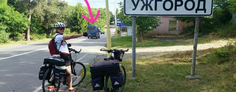 Na kolesu sem s seboj, z možem in s svojimi mislimi