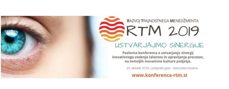 RTM: Pogumni vodijo v prihodnost, ki jo želimo