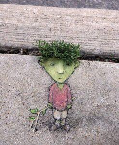 drevo Ozelenimo naš svet za Navdihni me by Insights d.o.o