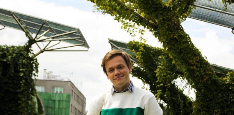Gašper Cvetič: Začenjam razumeti glasnost tišine