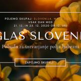Pobuda Glas Slovenk: Dvignimo vibracije