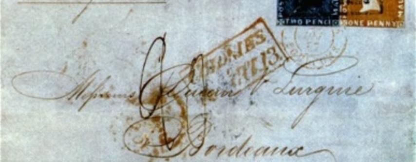 Pismo iz zaprašenega arhiva