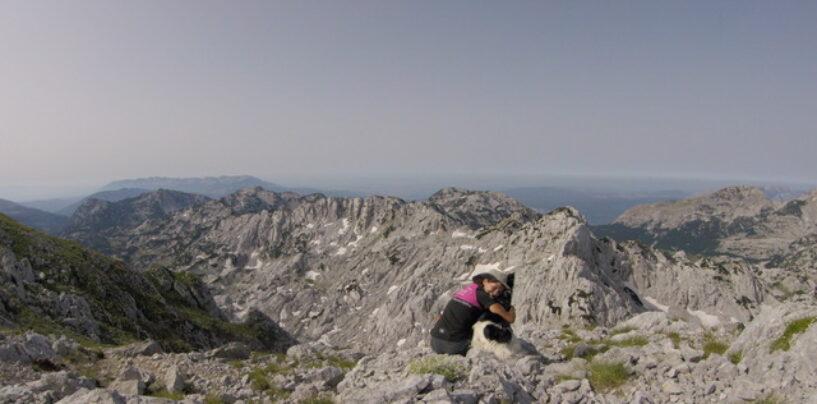 Na gorski poti od Slovenije do Albanije se naučim poslušati intuicijo